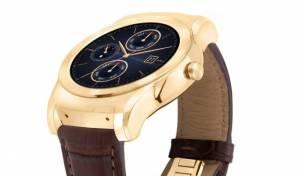 LG מציגה: גרסת יוקרה לשעון החכם