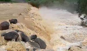 וואו וואו: הזרימה האדירה בנהר הירדן • צפו