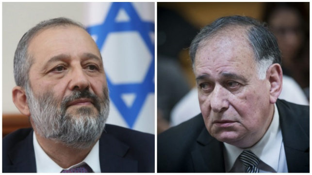 עיריית חיפה נגד דרעי: פוגע בחצי מיליון איש