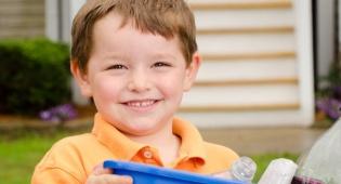 פעילות לילדים עם ערך מוסף. אילוסטרציה