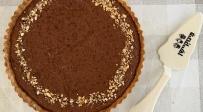 לכבוד שבת: מתכון לטארט שוקולד ואגוזים חלומי