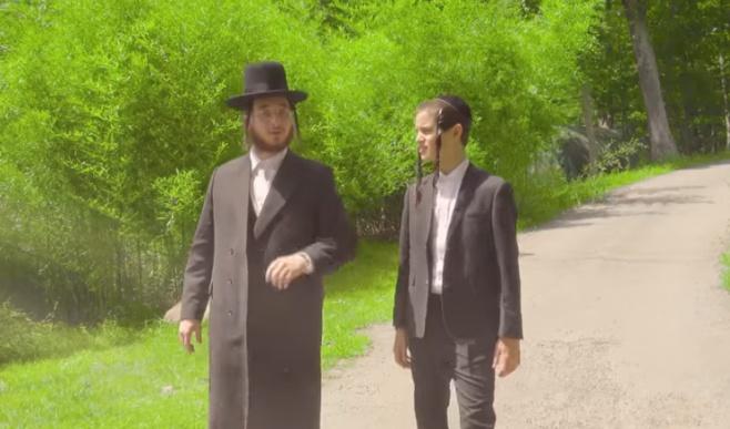 יואלי ברוין ודודי לינקר בסינגל קליפ: 'טאטניו'