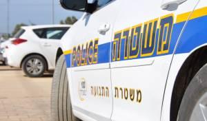 חשד לתאונת 'פגע וברח' בשמעון הצדיק