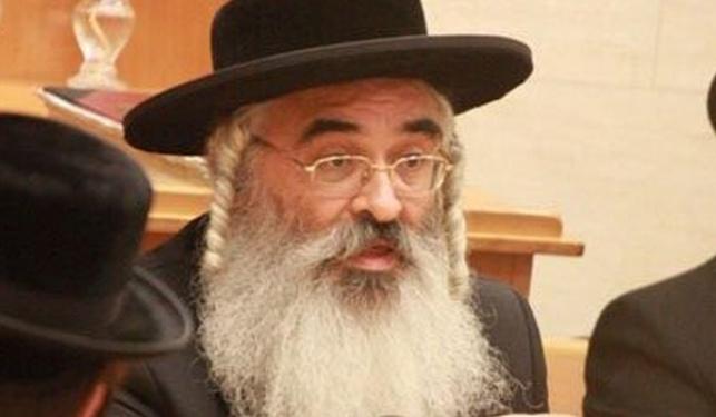 הרב מדושינסקי
