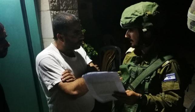 """צה""""ל: בית המחבל ייהרס בתוך 72 שעות"""