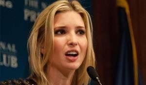 """איוונקה טראמפ - """"איוונקה שכנעה את אבא להפציץ בסוריה"""""""