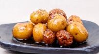 תפוחי אדמה קוריאניים מתוקים ונימוחים