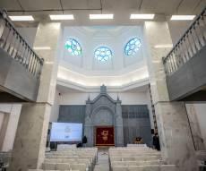 בית הכנסת הגדול בקלינינגרד נבנה מחדש