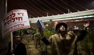 ערוץ 2: המפגינים כופפו את הצבא