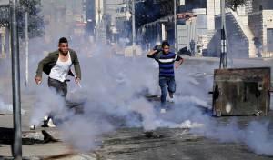 מתפרעים ערבים - 'יום הזעם' הפלסטיני - ללא נפגעים ישראלים