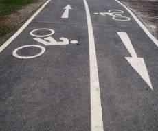 הופסקה האכיפה על נסיעת אופניים במעבר חצייה