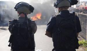 סיכום ההפגנות האלימות: 47 שוטרים נפצעו