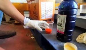 כך סוכלה הברחה של חומרים כימיים לעזה