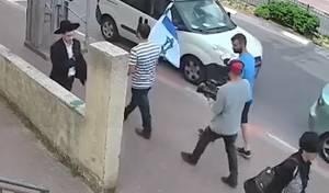 """המצלמה חשפה: שבירת הדגל בב""""ב • צפו"""