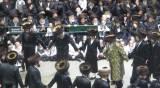 אלפים בחתונת נכד הרבי מויז'ניץ • תיעוד