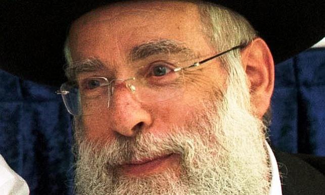 """הרב יעקב שפירא תוקף: """"יש מי שמוזיל את הרבנות"""""""