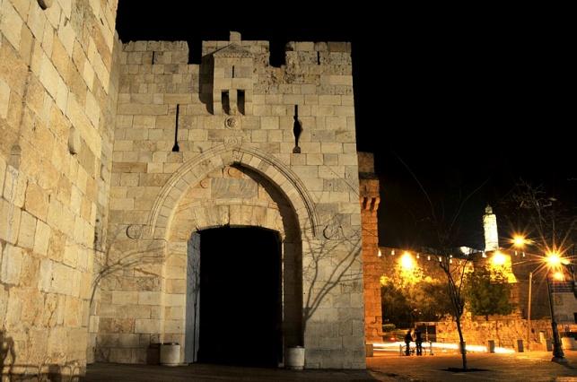 חמישה ערבים תקפו תלמיד ישיבה בשער יפו
