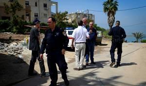 שוטרים בטבריה
