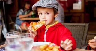 הילדים מתנהגים יפה במסעדה? תזכו בהנחה