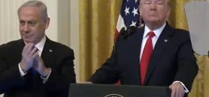 """טראמפ מציג: ריבונות בכל יו""""ש -  בלי לעקור אנשים מהבית"""