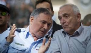 אהרונוביץ' אישר 4 מינויים במשטרה