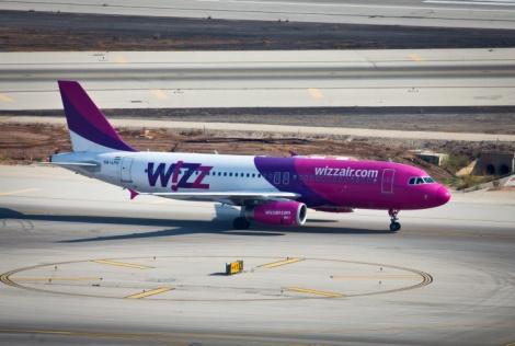 מטוס של חברת וויז אייר - החל מחודש יוני: מישראל ללונדון ב-309 ש'