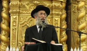 צפו: הרב מרקוביץ פתח את 'זמן קיץ'