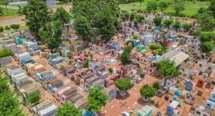 בית קברות בפרגוואי
