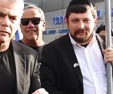 מופע ההסתה: החרדי של לפיד - פעיל חילוני