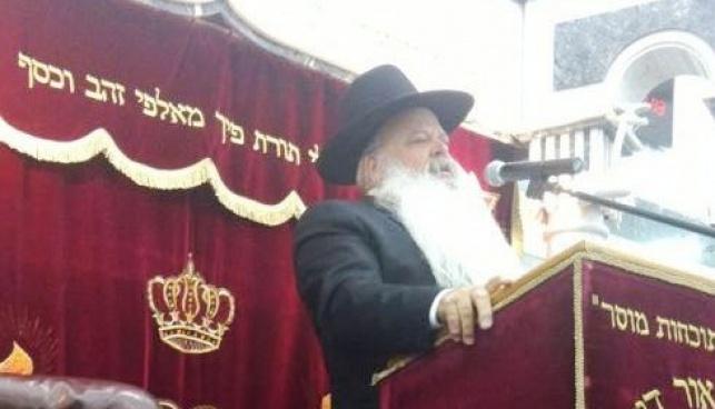 הרב דניאל זר בבכיות: להתחזק בצניעות