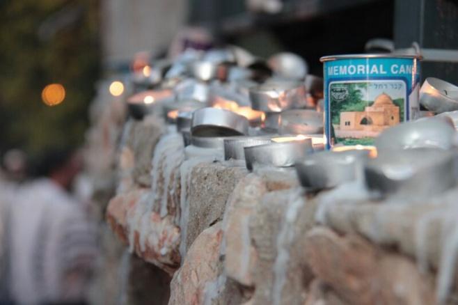 """מרהיב: הדלקת נרות לכבוד הרשב""""י"""