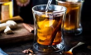 """משקה תה וויסקי סקוטי שנלחם במחלות החורף - למבוגרים בלבד: """"הוט טודי"""" סקוטי אורגינלי"""