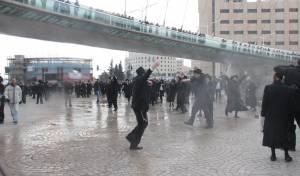 ההפגנה, בשבוע שעבר
