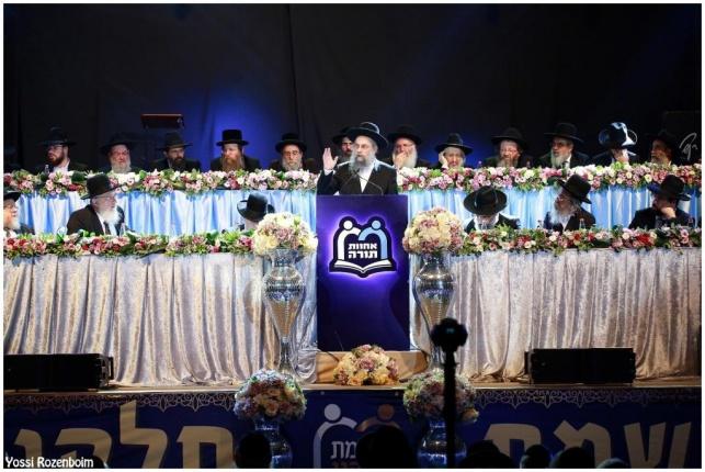 אחוות התורה באהבה // אברהם קרויזר