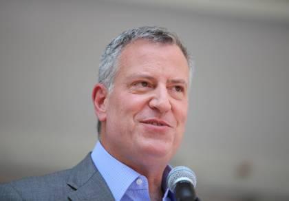 ראש עיריית ניו יורק, ביל דה בלסיו