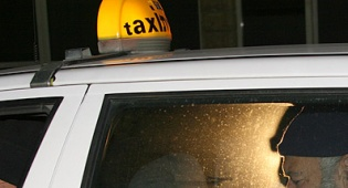 מונית. צילום: פלאש 90