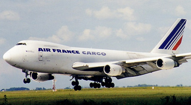 מטוס של חברת אייר פראנס