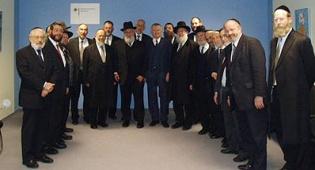 מפעילות ועידת רבני אירופה. צילום: ארכיון - תשעה אברכים הוסמכו לרבנות במינכן
