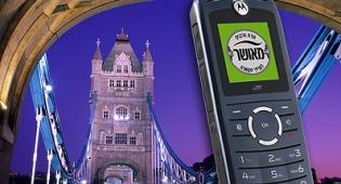הסלולרי הכשר על רקע לונדון - רבני לונדון החליטו: עוברים מיידית לסלולרי הכשר