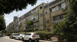הבניינים ב בבלי תל אביב - שכונת בבלי מתחדשת: שלושה מגדלים במקום עשרה בנייני רכבת