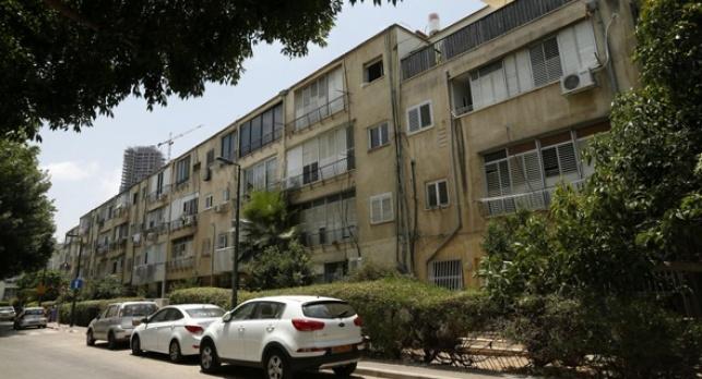 הבניינים ב בבלי תל אביב
