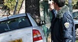 """פקח חניה ירושלים - חניתם בת""""א בניגוד לחוק? יצלמו אתכם"""