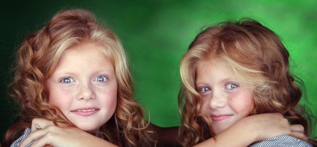 אתן תאומות או שאני רואה כפול?!