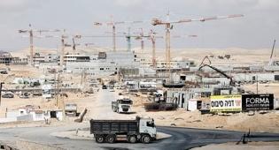 """עיר הבה""""דים - משרד הביטחון דורש 1.8 מיליארד שקל למגורי אנשי קבע בדרום הארץ"""
