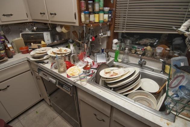 טענה: 'הבית לא נקי'