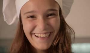 יש לה חזון: אליף בילגין בת ה-16
