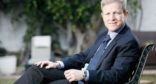 """מארק גזית מנכ""""ל פורש סקייויז'ן - ThetaRay גייסה 10 מיליון דולר"""