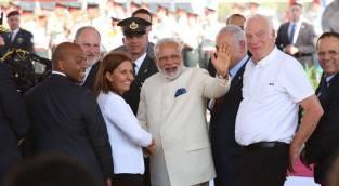 עושים היסטוריה.. - ביקורו של ראש ממשלת הודו בישראל זה היסטוריה של ממש