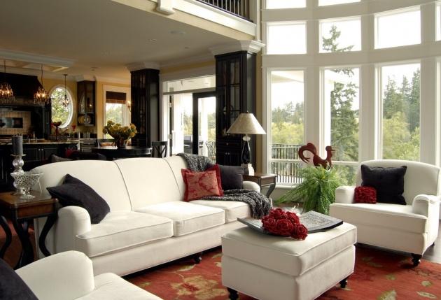 המשפחתיים - הסלון הוא המקום המרכזי שם הם כותבים את סיפור חייהם