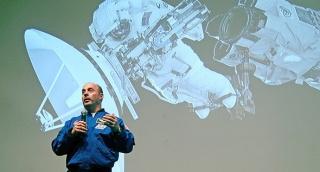 """ה אסטרונאוט גארט רייזמן space x - האיש שרוצה לחזור לשגר אנשים לחלל: """"מגזר החלל הפרטי מהיר יותר"""""""
